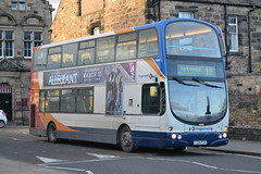 Stagecoach Fife 16960 YJ04FZA (Will Swain) Tags: county uk travel west bus buses station march scotland fife britain yorkshire country north transport leeds 4th scottish first east vehicles birkenhead vehicle stagecoach wirral kirkcaldy 2016 32453 16960 yj04fza