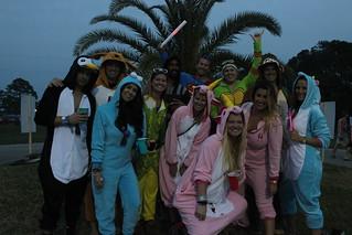 Okeechobee Musis & Arts Festival 2016 - Okeechobeings in Costumes