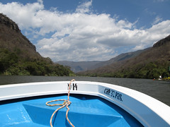 """Cañon del Sumidero <a style=""""margin-left:10px; font-size:0.8em;"""" href=""""http://www.flickr.com/photos/127723101@N04/25686038356/"""" target=""""_blank"""">@flickr</a>"""