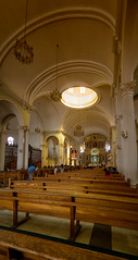 Catedral de Tarma, Junin, Peru (Martintoy) Tags: peru church cathedral interior catedral panoramica andes andean junin tarma canong12