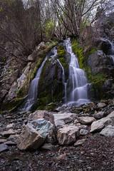King's Canyon Falls (Dave Heise) Tags: city wet water carson rocks long exposure nevada canyon falls kings