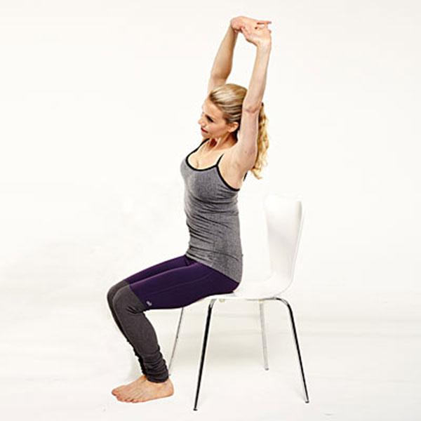 Yoga hiệu quả cho dân văn phòng