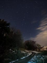 The Plough over Longdendale (pete_collins) Tags: major skies district derbyshire peak astrophotography minor starry plough ursa longdendale tintwistle