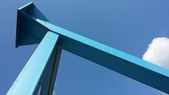 Construction (Been Around) Tags: blue sky austria sterreich construction europa europe travellers eu obersterreich europeanunion autriche austrian aut o upperaustria a gaspoltshofen hrbach onlyyourbestshots thisphotorocks worldtrekker expressyourselfaward 20160420123816