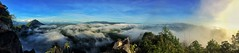 awesome view top of mount baling. (thegunznroses1904) Tags: travel camping panorama mountain freedom mount hiker calmness threes budgettravel travellight iphoneography motherofnature travelasrar amateurtobepro mountbaling likeflyinginthesky