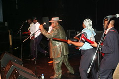 DSCF0114 Kanda Bongo Man from DRC at Kings Cross Town Hall London July 13 2003 (photographer695) Tags: 2003 from man london town hall cross bongo july kings kanda 13 drc