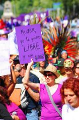 20160424 VIVAS NOS QUEREMOS CDMX (22) (ppwuichoperez) Tags: las primavera de nacional contra nos violencia marcha vivas morada genero queremos feminicidios cdmx machistas violencias vivasnosqueremos