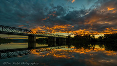 Nepean River Sunset (Beckett_1066) Tags: sunset