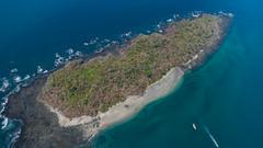 Insel Santa Catalina Panama