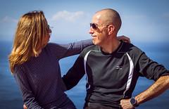 Father & Sister #1 (illescas.daniel) Tags: sea sister father ceuta