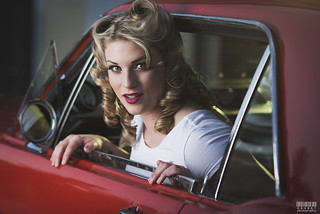 Pinup with Laura