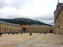 El Escorial (Stefa_Ramirez7) Tags: madrid espaa love real spain san paisaje el lorenzo kawaii monasterio cultura escorial baslica perfecto pasado