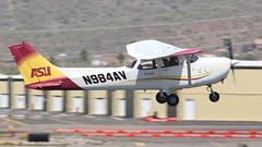 ASU/ATP Cessna 172R N984AV (ChrisK48) Tags: airplane aircraft atp 1998 asu 172 dvt phoenixaz cessna172r kdvt phoenixdeervalleyairport n984av