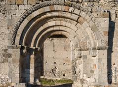 DSC2485 Iglesia de San Miguel, siglos XII-XIII, en Sacramenia (Segovia) (ramonmunoz_arte) Tags: miguel de san iglesia segovia xii romnica siglo romnico xiii sacramenia