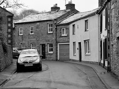 Street at Brough, Cumbria (Tony Worrall Foto) Tags: road county street uk houses homes england building car architecture stream tour village open place grim empty small country north pass visit location row made stop cumbria area vehicle parked eden build northern update attraction brough terraced welovethenorth