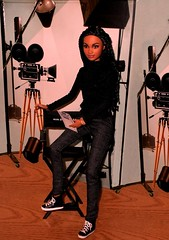 Ava Du Vernay (Sdentw) Tags: barbie fashionistas poseable lightbrown barbiecollector mbili avaduvernay platinumlabel