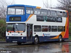 14195 (H195 WFR) - Preston Bus Station (didsbury_villager) Tags: preston stagecoach 14195 h195wfr