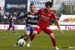 10580924-059 (rscanderlecht) Tags: sports sport foot football belgium soccer playoffs oostende roeselare ostend voetbal anderlecht playoff rsca mauves proleague rscanderlecht kvo schiervelde jupilerproleague