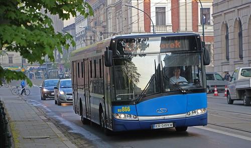 Solaris Urbino 12 - MPK Krakow