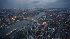 London from the Shard (Fireproof Creative) Tags: city london visipix
