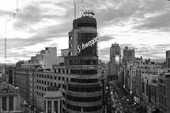 Madrid - Gran Vía (Zamana Underground) Tags:
