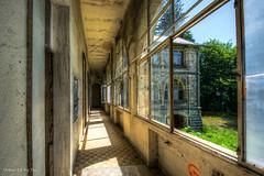 Urbex - Sanatorium aux tisanes (Tsx13) Tags: urban paris france abandoned grenoble hospital marseille decay sanatorium exploration nantes urbex urbaine abandonn mdical