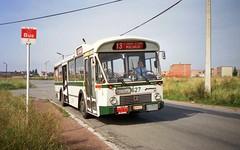627 13 (brossel 8260) Tags: bus volvo belgique liege jonckheere stil