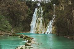Cascada de Minas Viejas (lejardindevenus) Tags: méxico slp huastecapotosina méxicomágico minasviejas pueblosmágicos
