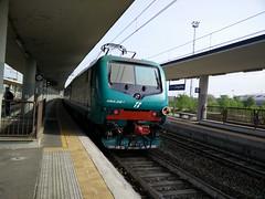 E464.061 RGV 2506 a Lingotto FS (simone.dibiase) Tags: train torino trains porta treno nuova stato trenitalia lingotto treni dello veloce ferrovie regionale 2506 061 e464 xmpr