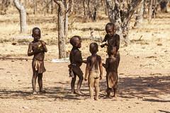 Himba - Namibia (wietsej) Tags: children sony namibia 70200 himba a900 sal70200g