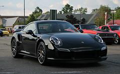 Porsche 911 Turbo S (991) (RudeDude2140a) Tags: black sports car 911 s exotic turbo porsche coupe 991