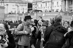 Can't move for photographers in Trafalgar Square (IanAWood) Tags: london westend londonstreetphotography walkingwithmynikon nikondf nikkorafs58mmf14g