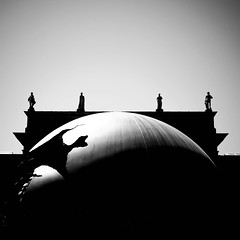 Art or Religion? (stickyfiddle) Tags: travel summer italy vatican rome art architecture spring europe roman dome marble catholicmuseum