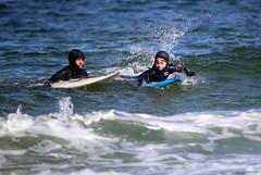 Paddling and waiting for a wave (apardavila) Tags: surfing surfers jerseyshore atlanticocean manasquan manasquanbeach