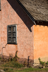 Mormon Row - V, Grand Teton NP, WY, September, 2015 (Norm Powell (napowell30d)) Tags: travel houses house detail building abandoned architecture buildings nps fineart architectural homestead wyoming minimalist quotidian grandtetonnationalpark mormonrow