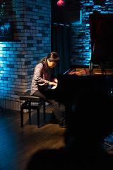 Satoko Fujii live at Cortez, Mito (Japan), 28 Apr 2016 -1000029 (megumi_manzaki) Tags: musician piano jazz improvisation pianist freejazz