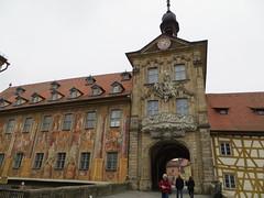 2016-031933 (bubbahop) Tags: germany cityhall bamberg rathaus gct 2016 grandcircle europetrip33