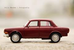 Miniatura (jubsms) Tags: red car canon toy nikon brinquedo rj carro miniatura
