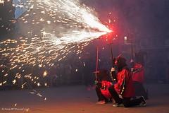 Correfoc Infantil 2016 (1/) (McGuiver) Tags: street canon fireworks traditions correfoc devilsdance tradicions santjoandesp sigma1770 canon7d