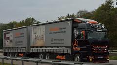 D - Stengel Kuchen >Elfin Kitchens< MB Actros 2546 LH08 (BonsaiTruck) Tags: truck kitchens lorry camion mb elfin lastwagen lorries lkw stengel actros
