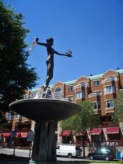 Spirit of Rockville (btusdin) Tags: week27 statuessculptures 7daysofshooting focusfriday