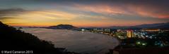 wardc_151215_2024-Pano-Edit.jpg (wardacameron) Tags: sunset mexico faro restaurant cityscape el resort ixtapa pacifico