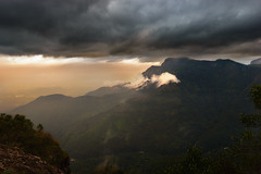 Blessing the Heights (~Mihir Mishra~) Tags: travel light mountains nature clouds canon landscape outdoors photography moody dramatic surreal adventure ethereal 550d