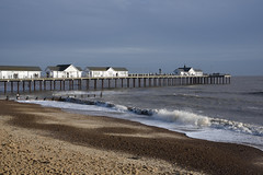 A View To The Pier (EJ Images) Tags: uk england slr coast pier suffolk nikon nef wave coastal d750 seafront dslr southwold eastanglia breakingwave breakingwaves 2015 southwoldpier nikonslr solebay nikondslr southwoldbeach suffolkcoast suffolkcoastal 24120mmlens southwoldseafront ejimages nikond750 dsc4222g