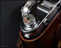Voigtländer Vito B Rewind Knob (01) (Hans Kerensky) Tags: camera b 35mm popup knob voigtländer rewind latch viewfinder vito