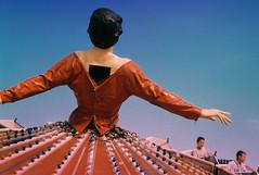 (Momcilo Popov) Tags: blue red summer sky film analog 35mm children fun ballerina carousel fair ishootfilm amusementpark filmphotography filmisnotdead