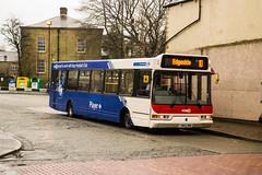 Rossendale Transport - Fleet No. 143 (Rossday) Tags: dennis rosso rossendale 2016 rawtenstall rossendaletransport rossday dennissuperdart pn52wwk