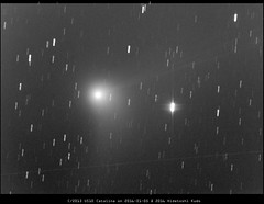 C2013 US10 Catalina on 2016-01-05 (cairnsnaturealbum) Tags: sky catalina north australia southern astrophotography pro cairns ccd cooled nq deepsky baader skywatcher us10 qeensland heq5 astroart c2013 qhy9m bkp200 mpccmkiii