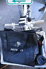 Courier Boyd Littell and his work bike-9.jpg (BikePortland.org) Tags: couriers messengers workbike bikemessengers boydlittell