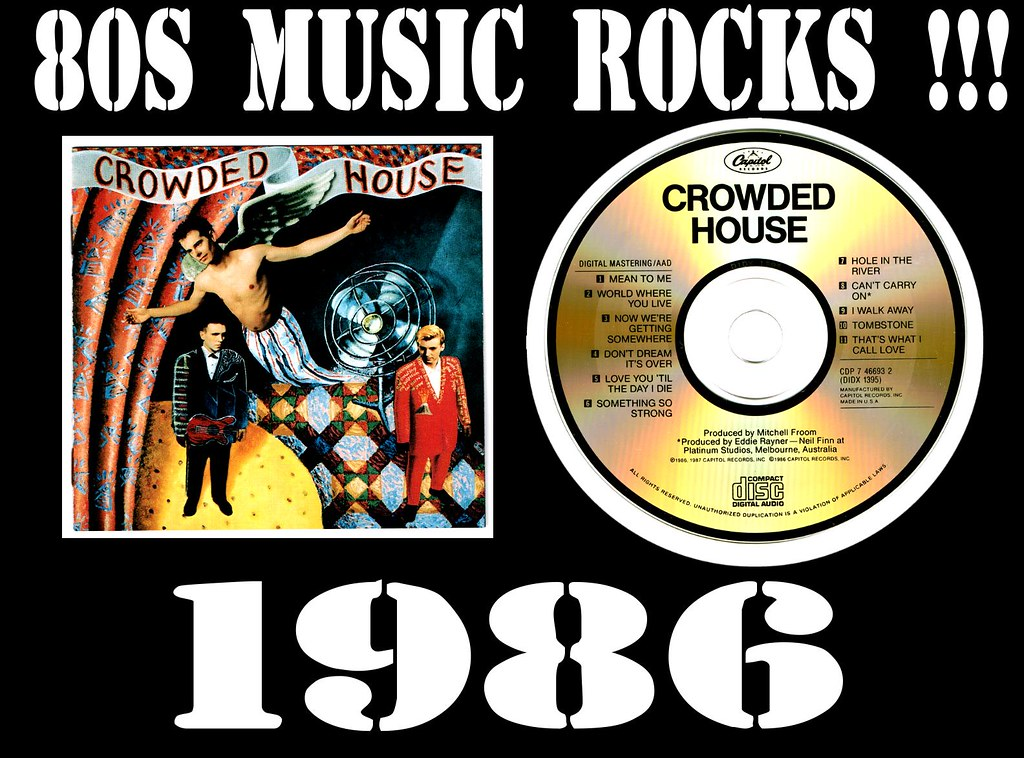 The world 39 s best photos of 1986 and cd flickr hive mind for House music 1986